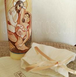 vela de bautizo