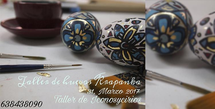 Taller de decoración de Huevos de Pascua
